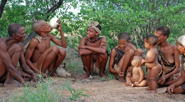 Indigenous People in Botswana