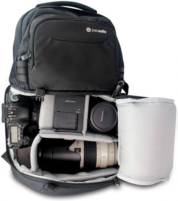 Pacsafe Camsafe Venture V25 Camera Security Backpack