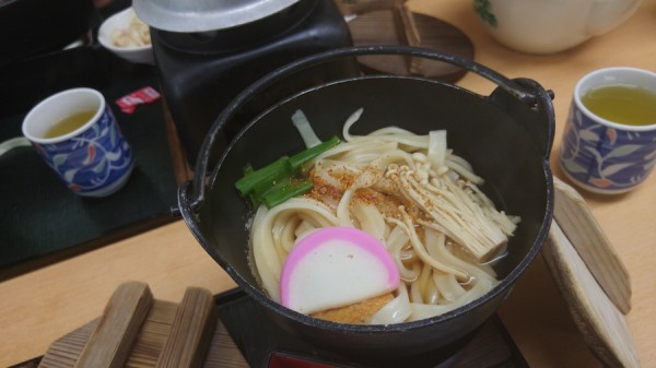 Spicy Japanese Noodles for Lunch