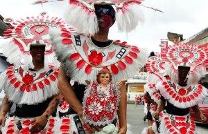 Ati-Atihan Festival Parade
