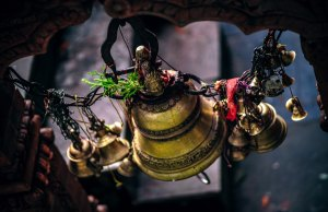 Bahari Temple in Pokhara Nepal photo by Fancycrave via Unsplash