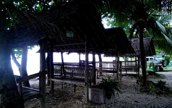 Day use cottages