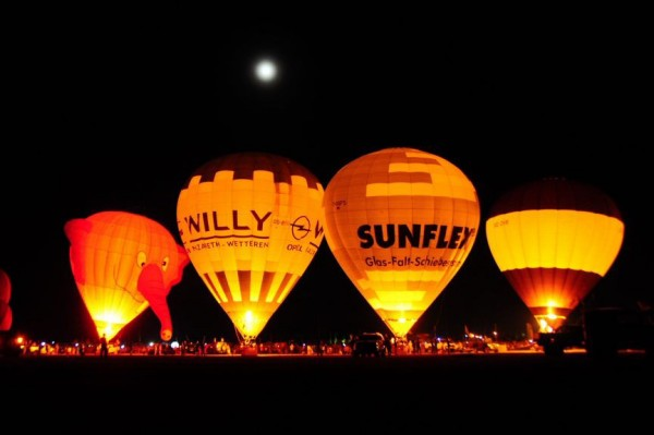 2017 Hot Air Balloon Fiesta in Clark Pampanga
