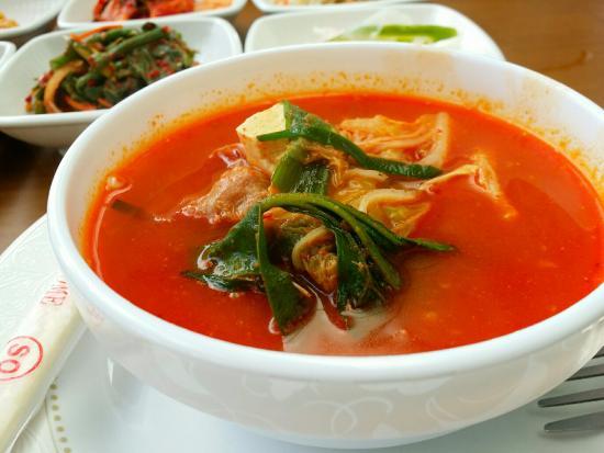Hot Korean Noodles photo via Tripadvisor
