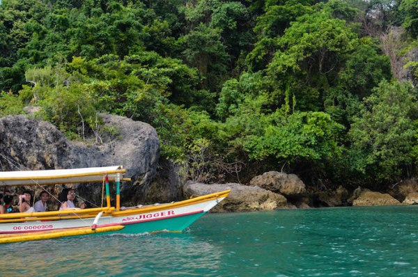 Island Hopping in Guimaras