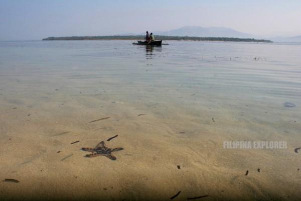 Magalawa Island in Zambales