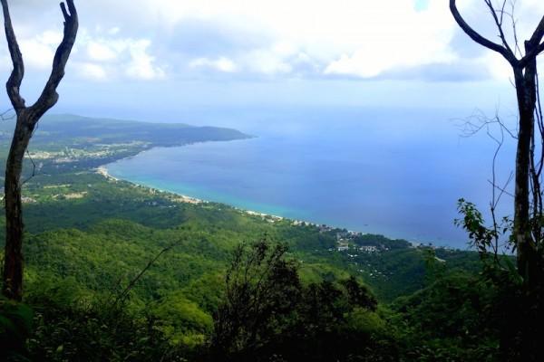 Summit View of Mt Hugom in Batangas