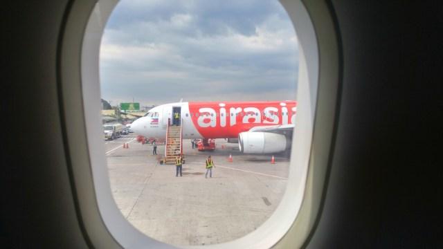 AirAsia Flight to Puerto Princesa City