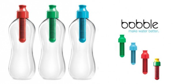 Bobble Water Purifying Bottle