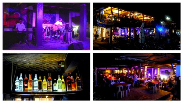Cap off the night at Hayahay Treehouse Bar & Viewdeck