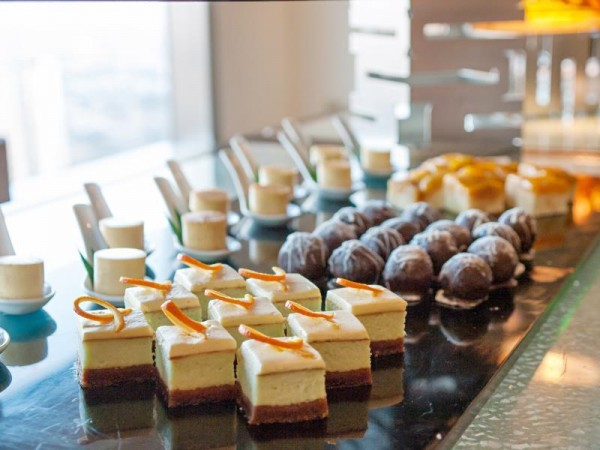 Desserts at Discovery Suites Ortigas