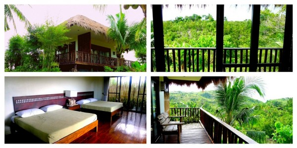 Family Villa at PHP 7,000 a night