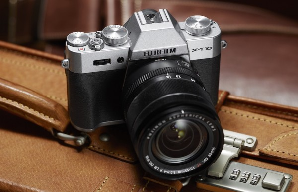 Fujifilm X-T10 Camera Review