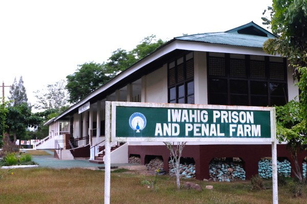 Visiting Iwahig Prison and Penal Farm