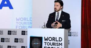 President of World Tourism Forum, Bulut Bagci