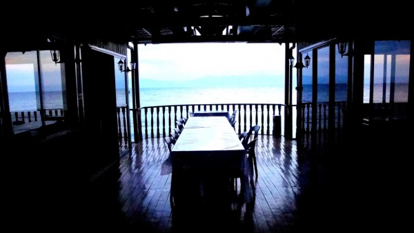 Seaview Dining Area