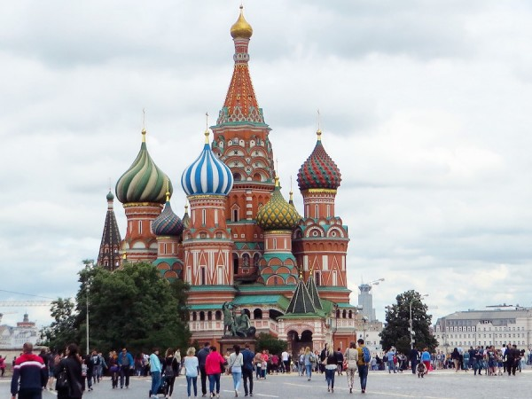 flights to Moscow from Manila