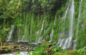 Asik Asik Falls in Alamada, Cotabato