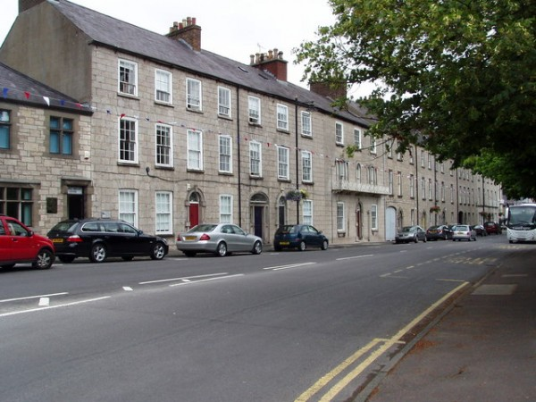 Beresford Row in Armagh
