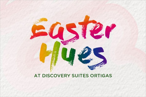 Discovery Suites Ortigas Easter