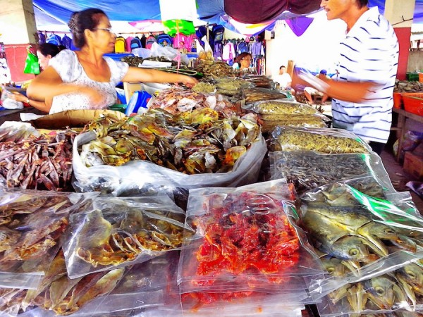 Dried Fish in Bantayan Island