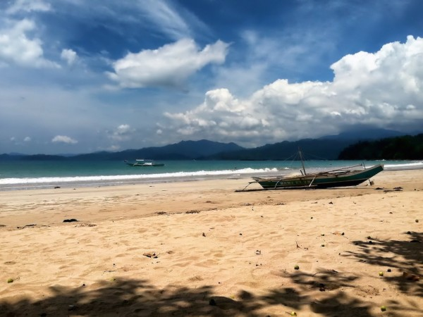 Beaches in the Northern Philippines