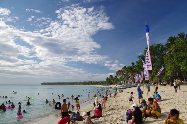 Pagudpud Beach during Summer photo by Ilocos Norte via Flickr