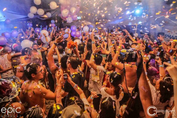 Party at Epic Boracay photo by Christian delos Santos