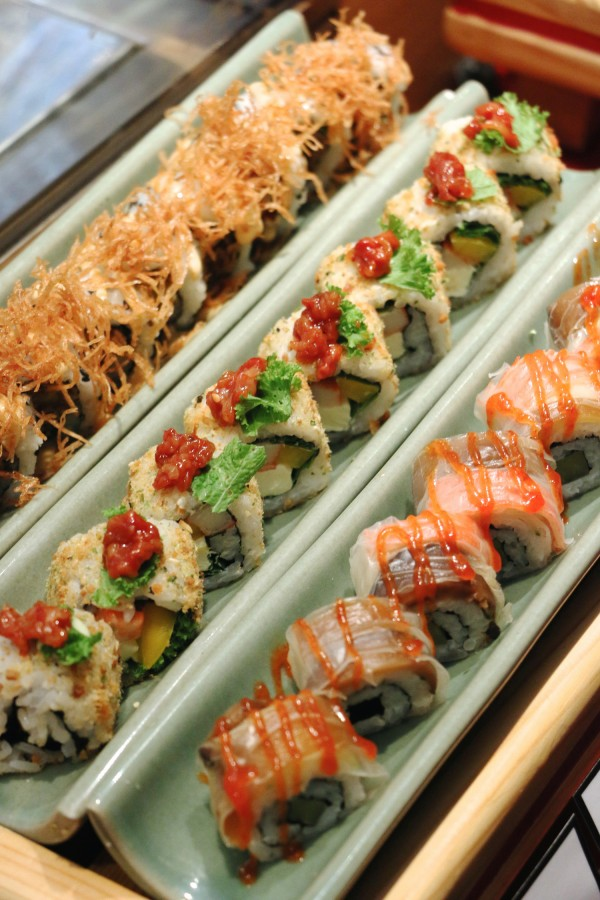 Saturday Sushi Brunch Buffet at Zipangu KL