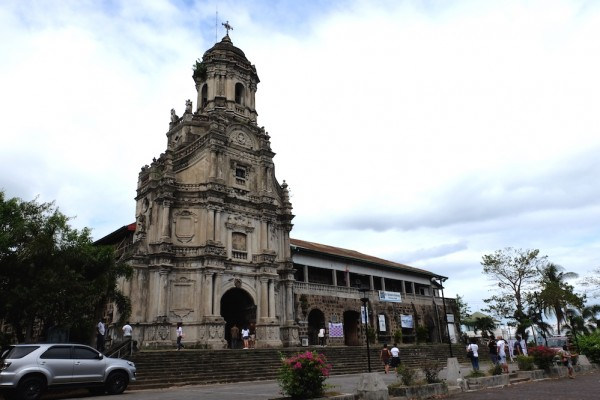 St Jerome Parish Church in Morong