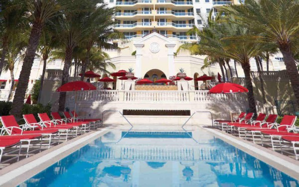 Acqualina Resort Pool Miami
