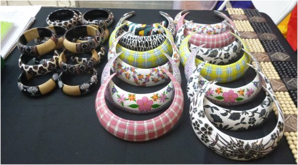 Bangles Bracelets and Clip Necklaces