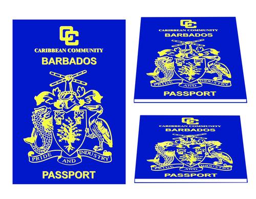 Barbados Passport