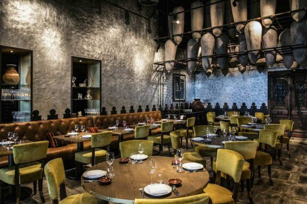 Coya Restaurant in Dubai