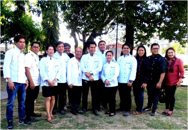 Culinary Generals and Razor Chefs of the Philippines