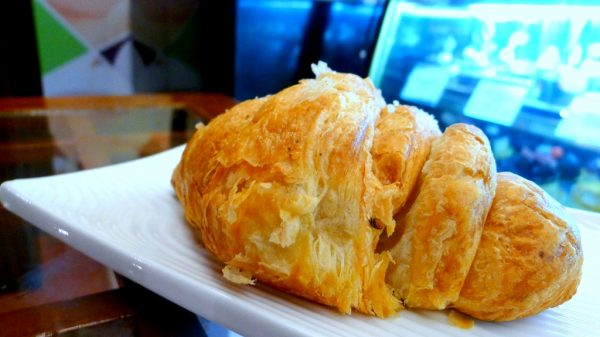 Ham and Cheese Croissant at PHP94