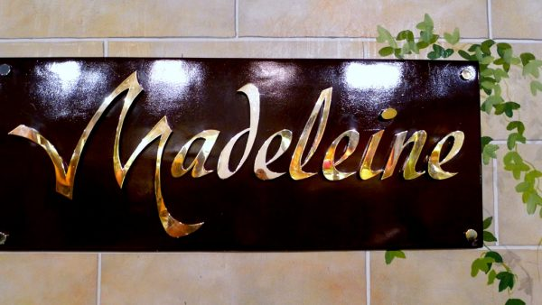 Named after a French pastry - Madeleine Patisserie