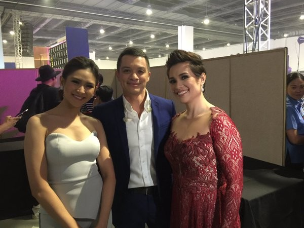 Philippine Airlines new TV Ad Music Video by Sarah, Bamboo and Lea Salonga photo via Twitter
