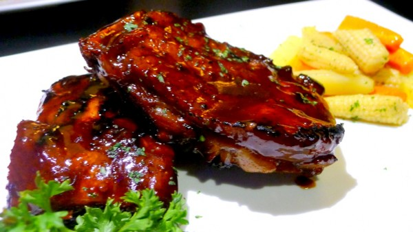 Pork Baby Back Ribs at PHP435