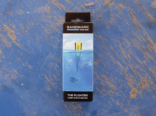 SANDMARC The Floater Wrist Strap Edition