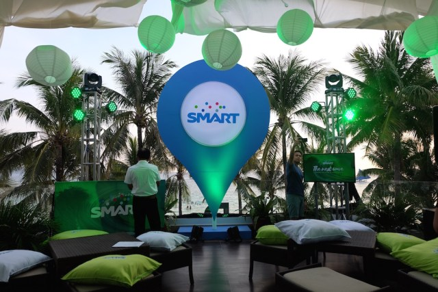 SMART LTE-Advanced Launch Venue