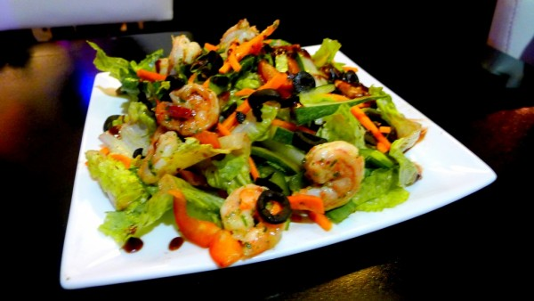 Shrimp Salad at PHP220