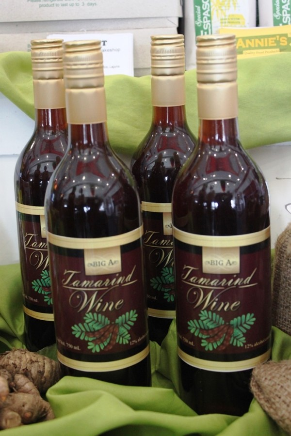 Tamarind wine from Batangas