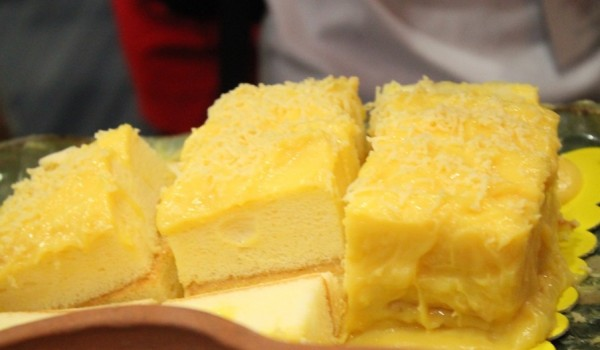 The famed yema cake of Tayabas, Quezon