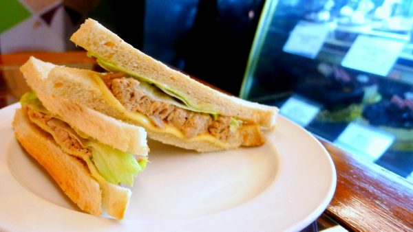 Tuna Sandwich at PHP150