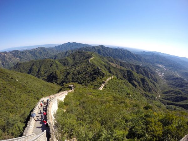According to reports, nearly 1/3 of the Great Wall of China has disappeared without any trace.