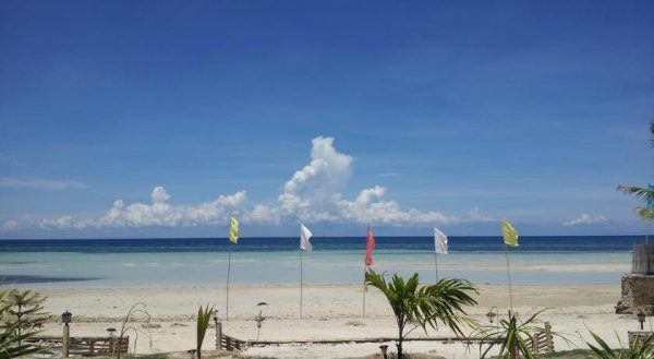 Aizawa Beach Resort in Camotes Island