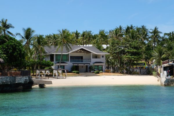 Beach Resort in Camotes Island