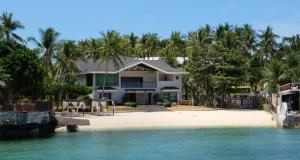 Beach Resort in Camotes Island
