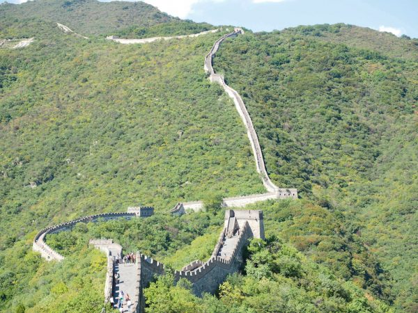 The Great Wall is more than just a wall. It is an integrated military defensive system with watchtowers and fortresses. Photo by Abram Joseph Bondoc